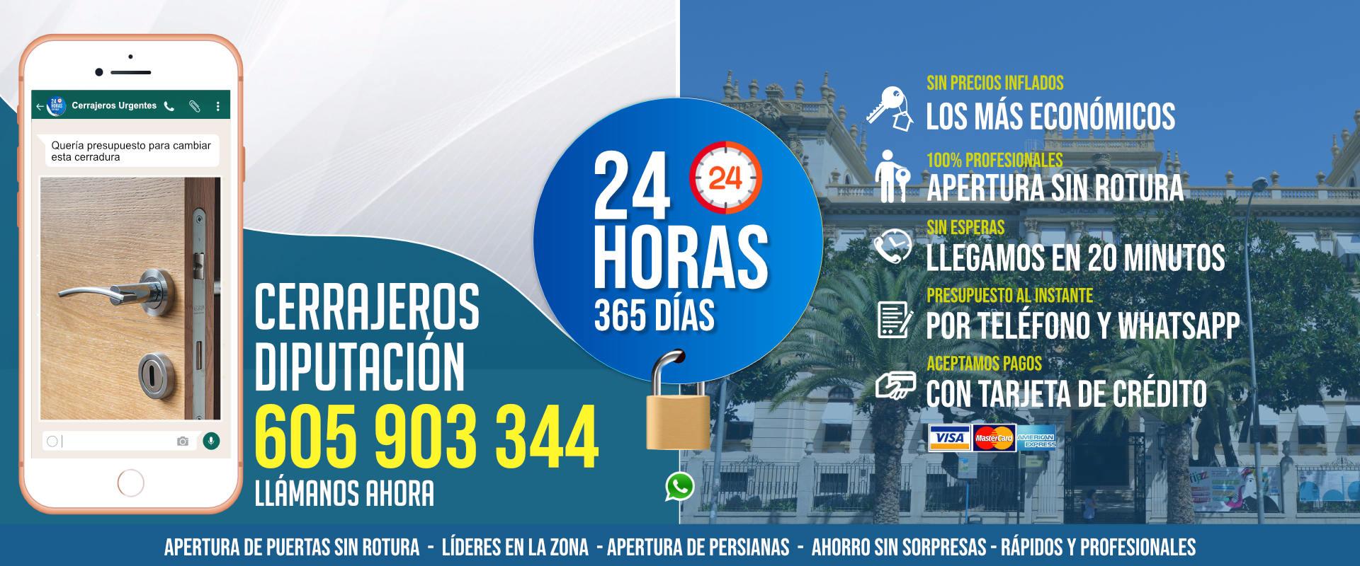 Cerrajeros Diputación 1