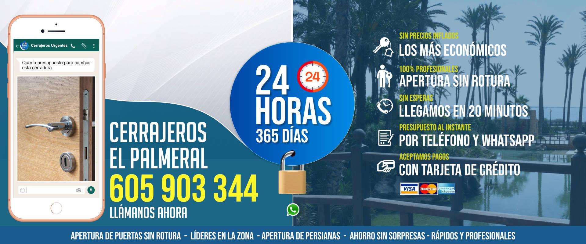 Cerrajeros El Palmeral 1