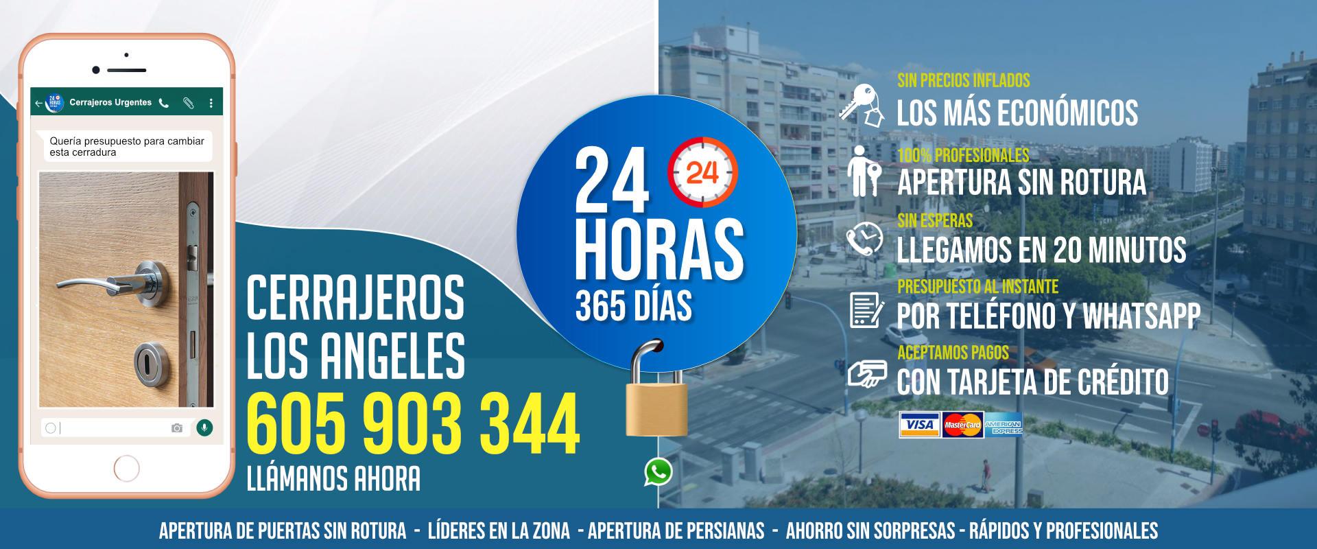 Cerrajeros Los Ángeles 1