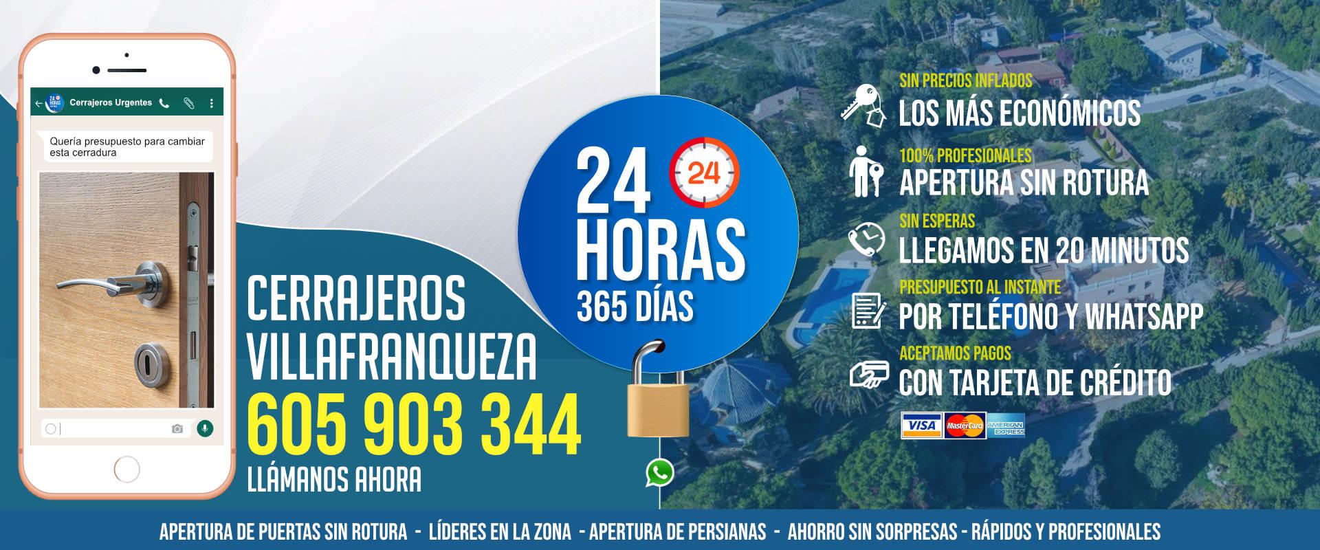 Cerrajeros Villafranqueza 1