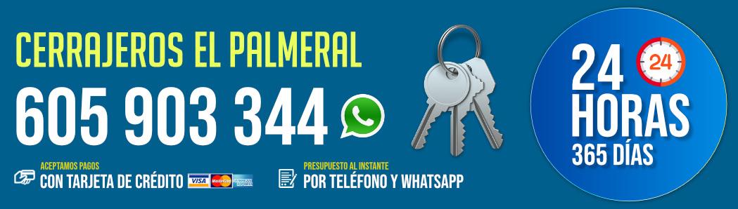 Cerrajeros El Palmeral 8