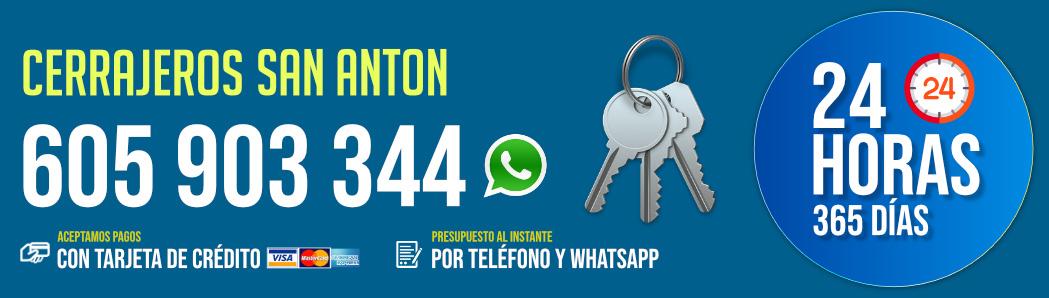 Cerrajeros San Antón 8
