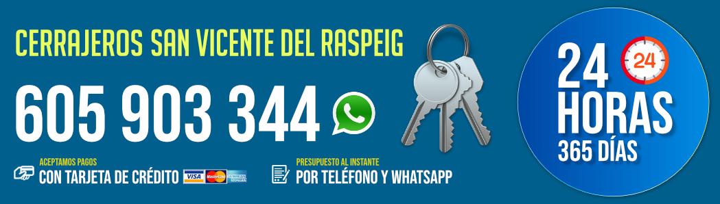 Cerrajeros San Vicente del Raspeig 7