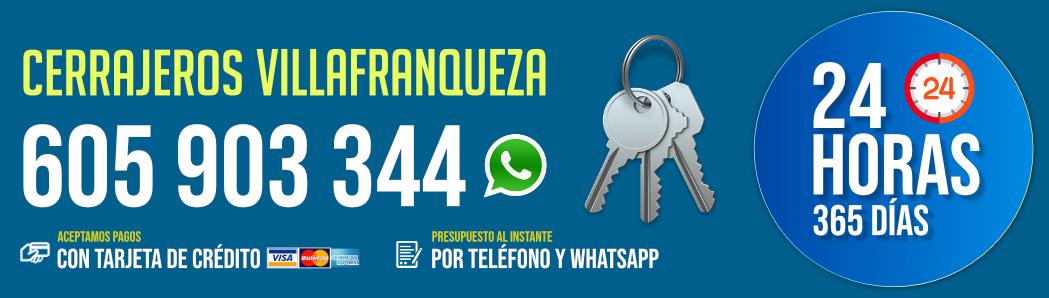 Cerrajeros Villafranqueza 8