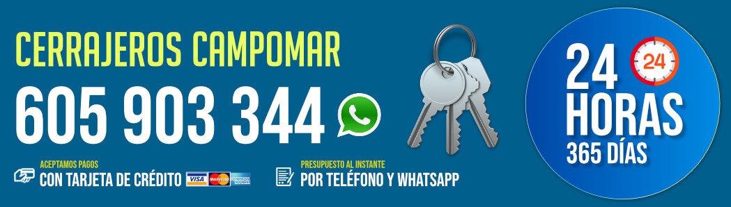 Cerrajeros Campomar 8