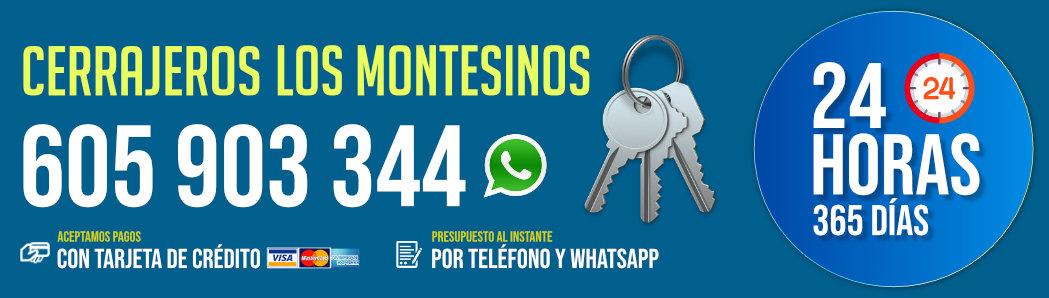 Cerrajeros Los Montesinos 8