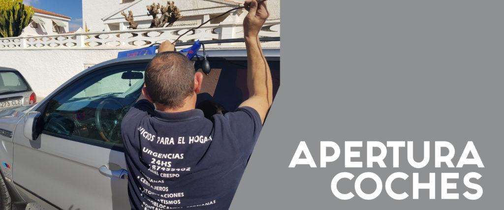 Apertura de Coches Alicante